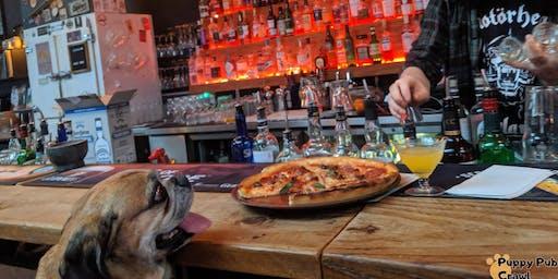 Collingwood Puppy Pub Crawl
