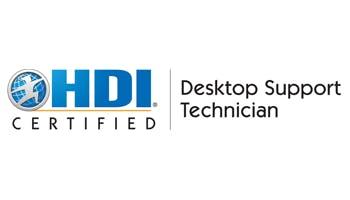HDI Desktop Support Technician 2 Days Training in Leeds
