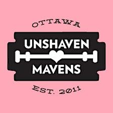 Unshaven Mavens logo