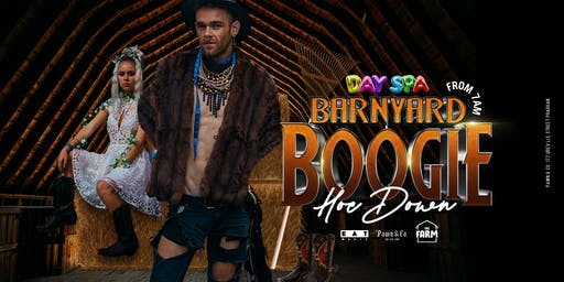 Day Spa: Barnyard Boogie - Hoe Down - Headlining Doshpot