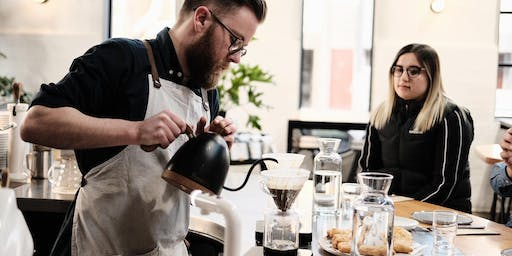 Elevating the coffee experience - Matching flavour profiles of our best coffees with food