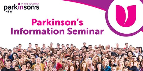 Parkinson's Information Seminar – Blacktown tickets