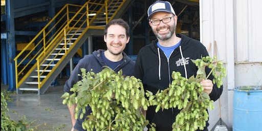 Reuben's Brews Tasting Tuesdays: Fresh Hops, from Bine to Beer