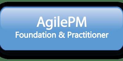 Agile Project Management Foundation & Practitioner (AgilePM®) 5 Days Training in Nottingham