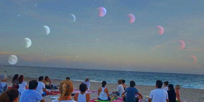 Full Moon Kundalini Yoga & Meditation on Hollywood Beach  Nov 11-11