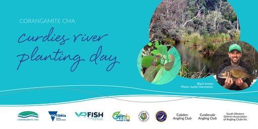 Curdies River Planting Day
