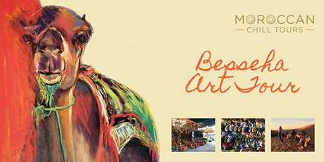 Moroccan Chill Tours - Besseha Art Tour tickets