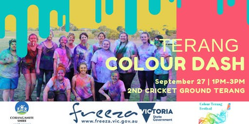 Terang Colour Dash