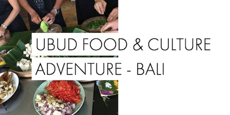 Ubud, Bali Food & Culture For Women Over 40 tickets