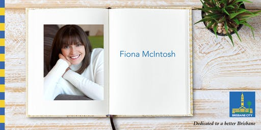 Meet Fiona McIntosh - Brisbane Square Library