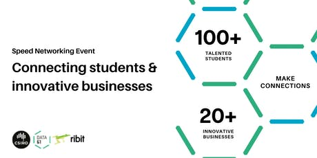 (SYD) Speed Networking - Connecting Students & Innovative Businesses tickets