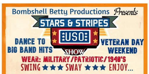 Stars and Stripes U.S.O. Show and Dance