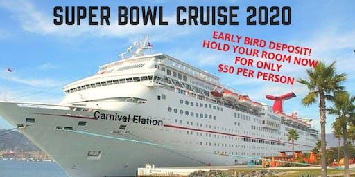 Bahamas Superbowl Cruise 2020