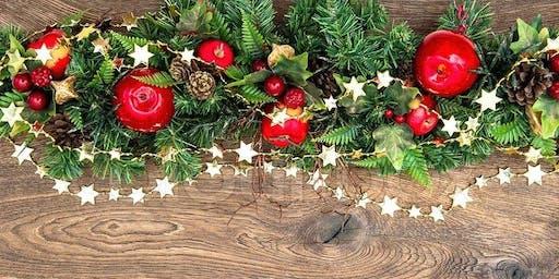 Service Saturday:  Holiday Decorating at Mount St. Joseph Residence and Rehabilitation