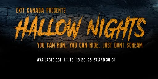 Hallow Nights 2019