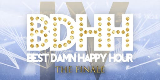 BEST DAMN HAPPY HOUR #BDHH 2019 Hampton Homecoming