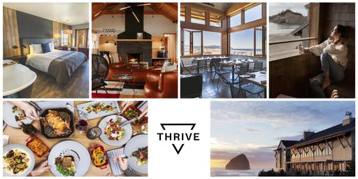THRIVE  wellness retreat