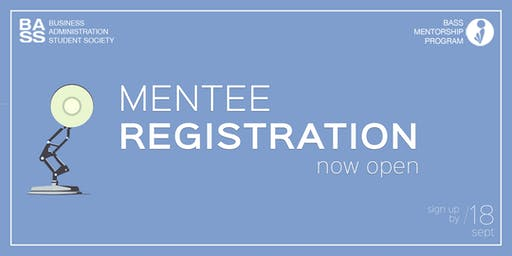 BASS Mentorship Program 2019/2020