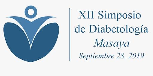 XII Simposium Diabetes Masaya