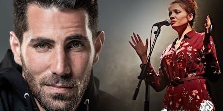 Aziz Maraka (UK Debut) / Sabrine Jenhani tickets