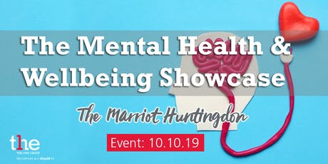 The Mental Health & Wellbeing Showcase tickets