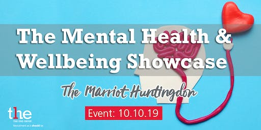 The Mental Health & Wellbeing Showcase