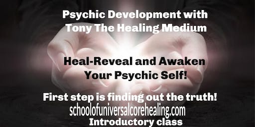 Heal-Reveal and Awaken Your Psychic Self!