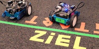 Einmaliger Workshop: Robotics