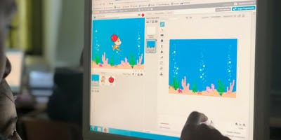 Einmaliger Workshop: Coding (mit Scratch)