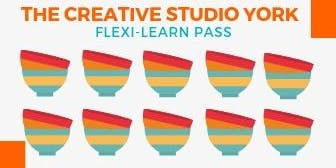 Clay Club Flexi Learn Pass 10 sessions