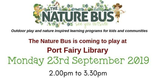 Nature Bus @ the Port Fairy Library