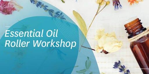 Essential Oil Roller Workshop