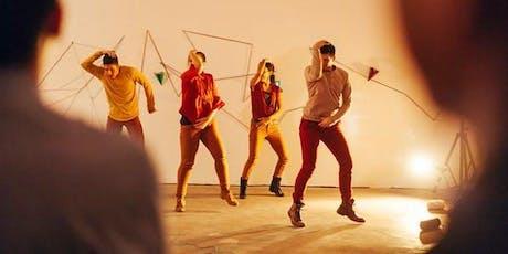 Latinx Hybrid Contemporary Dance Class tickets