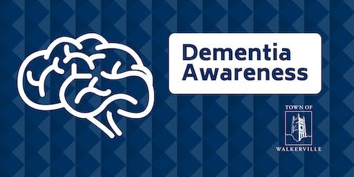 Dementia Awareness Session