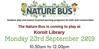 Nature Bus @ the Koroit Library