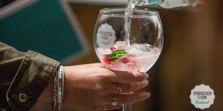 Prosecco Gin Festival Swansea tickets
