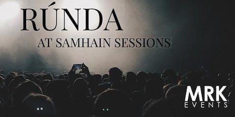 RÚNDA - Samhain Sessions tickets