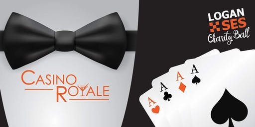Logan SES Casino Royale Charity Ball