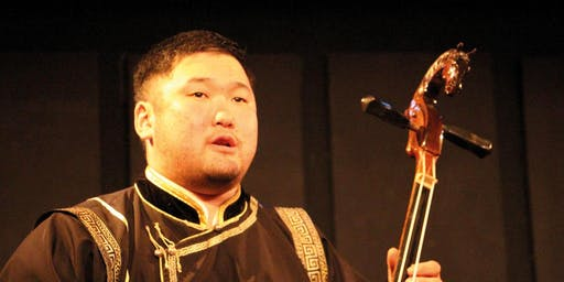 Musique de Sibérie : Alexandre Arkhincheev