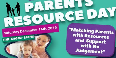 Parents Resource & Spa Day tickets
