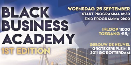 Black Business Academy tickets