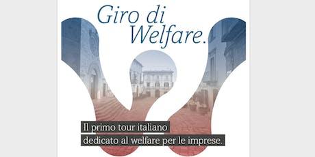 Welfare aziendale: un'opportunità da cogliere biglietti