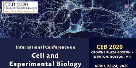 International Conference on Cell and Experimental Biology tickets