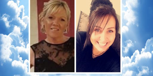 Evening of clairvoyance with Michelle Davies and Ruth James