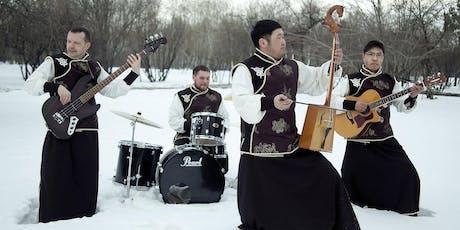 Musique de Sibérie : Shono billets