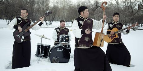 Musique de Sibérie : Shono tickets