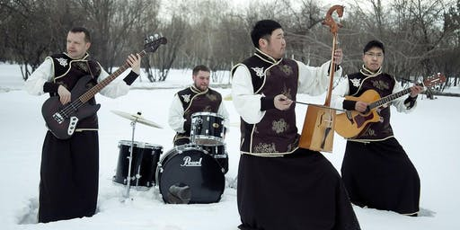 Musique de Sibérie : Shono