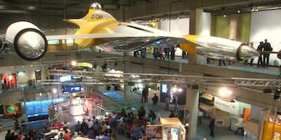 Boston Museum of Science Trip