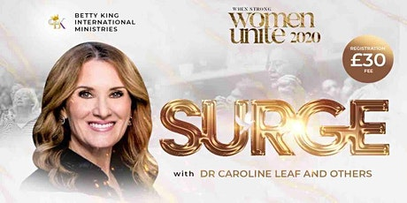 When Strong Women Unite 2020: Surge tickets