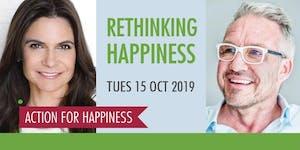 RETHINKING HAPPINESS - with Karen Guggenheim & Prof....